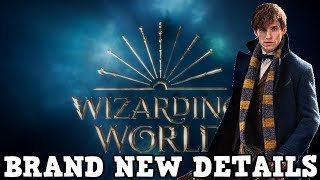 Fantastic Beasts The Crimes of Grindelwald - French Ministry of Magic and More Details Revealed