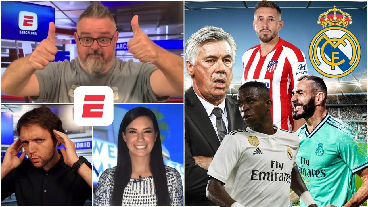 ¡INCREÍBLE! Moisés ELOGIÓ al Real Madrid y Ancelotti. Herrera y su IMPACTO en el Atleti | Exclusivos
