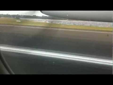 QantasLink - LDH Lord Howe Island to SYD - Dash 8 200 - Seat 4D - Landing into SYD