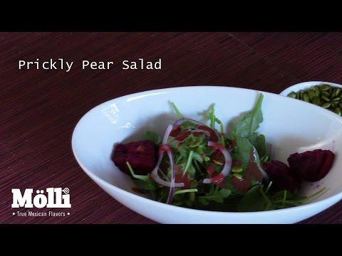 Prickly Pear Salad (Acapulco) - Mölli