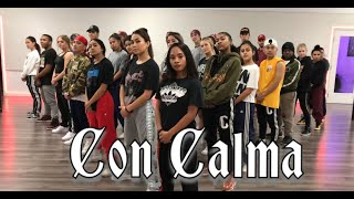 Download Daddy Yankee & Snow - Con Calma | Official video Rehearsal | Greg Chapkis Choreography