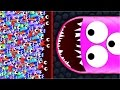 MOST AMAZING SLITHERIO MOMENTS EVER Awesome Slitherio Hack Funny Moments Trolling