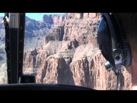 Grand Canyon Helicopter Tour from Las Vegas with Sundance Helicopters