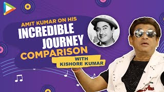 """From Dilip to SRK, I sang songs for all the BIGGEST…"": Amit Kumar 