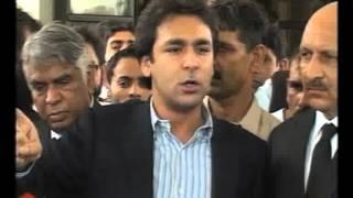 Dunya News - Supreme Court granted bail to Ali Musa Gilani -14-09-2012