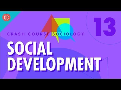 Social Development: Crash Course Sociology #13