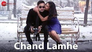 Chand Lamhe - Official Music Video | Sharman Jain & Halina HK | Desh Deepak