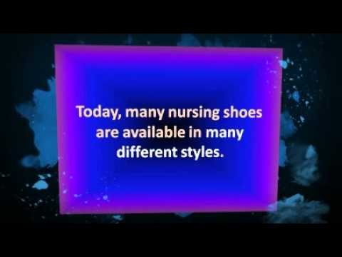 Get the Right Nursing Shoes