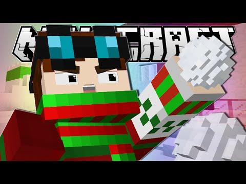 Minecraft | SNOWBALL FIIIIIIIGHT!! | Snow Fight Minigame