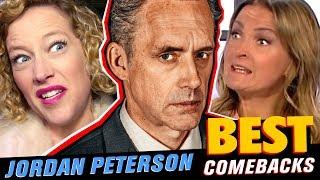 JORDAN PETERSON: BEST COMEBACKS | 2018