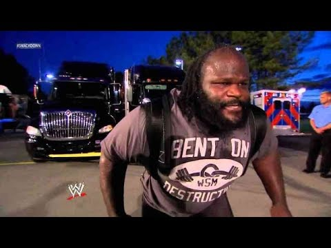 Was Mark Henry really World's Strongest Man?