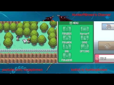 Let's Play Pokemon Soul Silver Part 19 - Time Forwarding Evolution