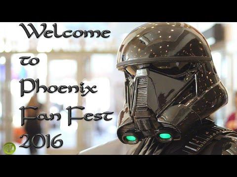 Welcome To Phoenix Fan Fest 2016