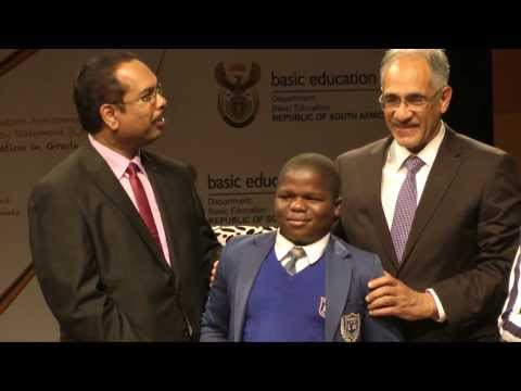 Matric results 2013 announced by minister of basic education