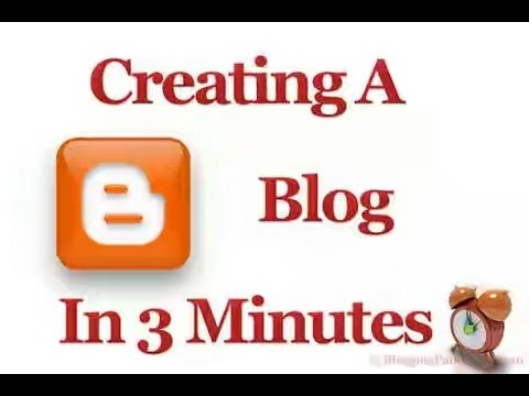 How To Create Blog Website In Android Mobile Phone