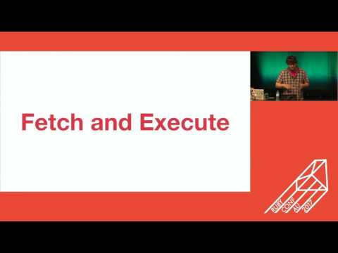 RubyConf AU 2017 - Writing a Gameboy emulator in Ruby, by Colby Swandale