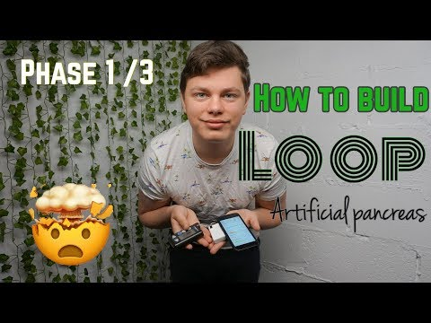 Loop Phase 1 -Setting up my 'Artificial Pancreas'