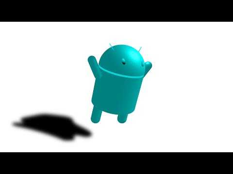 Create 3D Android / Robot In Adobe Illustrator CC | Knack Graphics