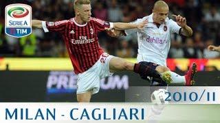 Milan - Cagliari - Serie A 2010/11 - ENG