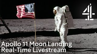 Download Moon Landing Live | Real-time Livestream of the Apollo 11 Mission Video