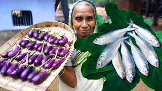 SORSHE BEGUN ILISH Bangali Traditonal Recipe prepared by our Grandmother and my Mother