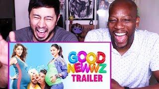 GOOD NEWWZ | Akshay Kumar | Kareena Kapoor Khan | Diljit Dosanjh | Kiara Advani | Trailer Reaction