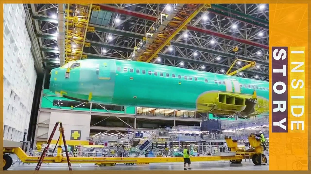 How safe is Boeing's 737 Max 8 aircraft?   Inside Story