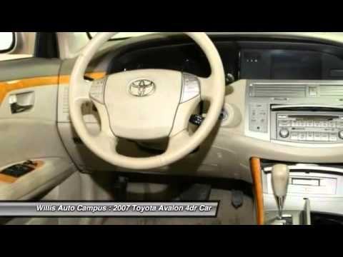 2007 Toyota Avalon Des Moines IA LX3256A