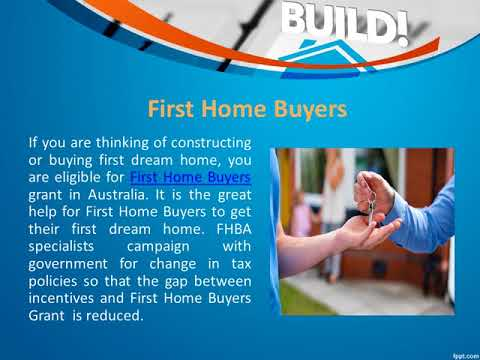 First Home Buyer Australia