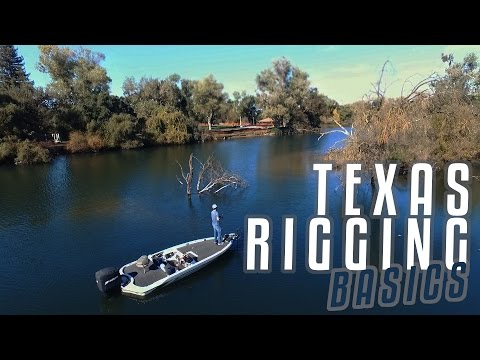 How To Texas Rig: Lucky Tackle Box Tips