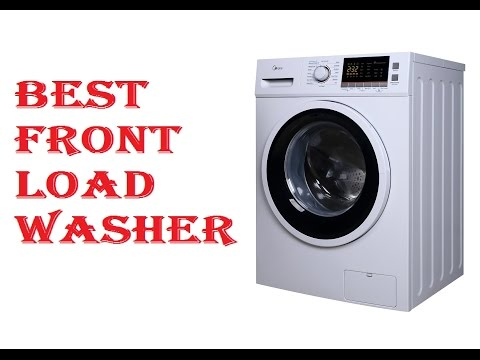 Best Front Load Washer 2018