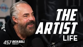 Gratitude Attracts Opportunity: Titus Welliver | Rich Roll Podcast