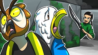 MURDER MAZE RETURNS! - GTA 5 Online Funny Moments