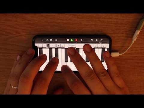XXXTENTACION - SAD on iPhone (GarageBand)