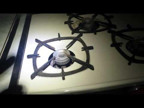 1961 Kenskill Magic stove light up