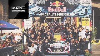 WRC - ADAC Rallye Deutschland 2018: Previous Winners