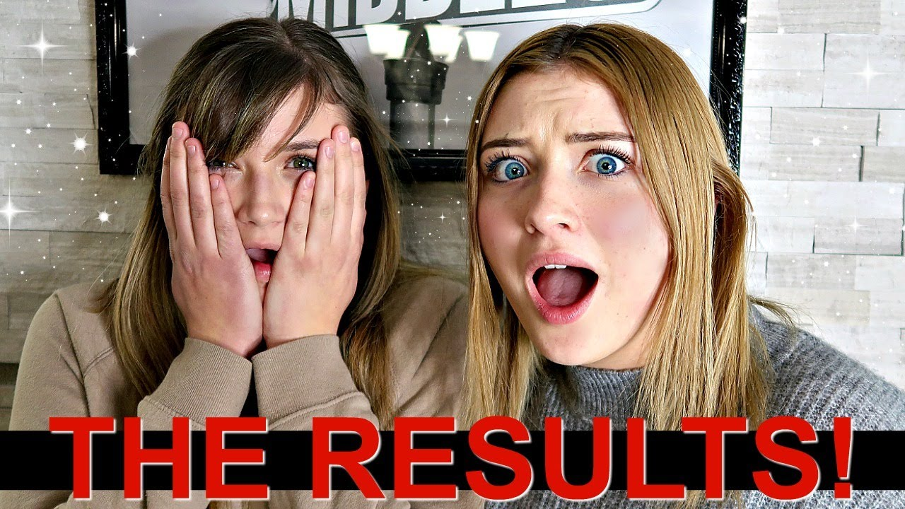 THE RESULTS! | ARE WE SISTERS? | 23andMe!