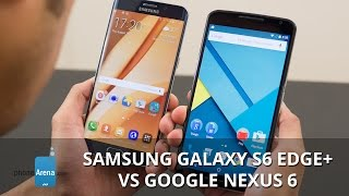 Samsung Galaxy S6 edge+: review and comparisons