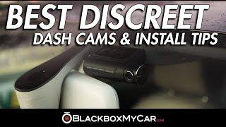 Best Discreet Dash Cams & Install Tips - BlackboxMyCar