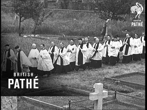 Pilgrimage To Holy Island (1935)