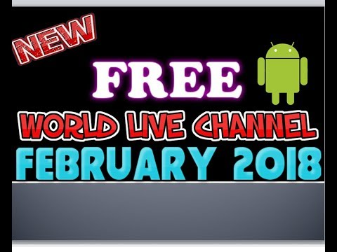 Watch Free Live IPTV on Android Mobile - Updated 2018