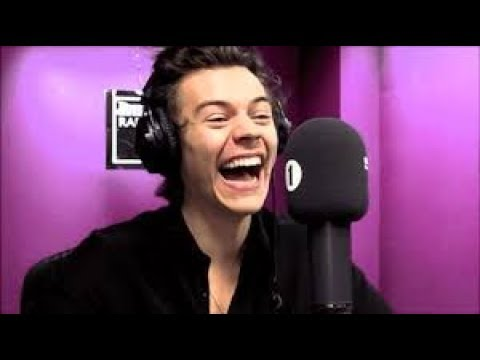 Funny moments with Harry Styles