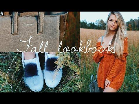FALL LOOKBOOK Feat. Teddy Blake NY | Niki Maragos