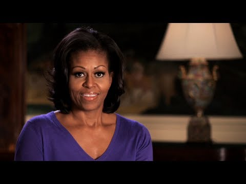 First Lady Michelle Obama: Get Out the Vote