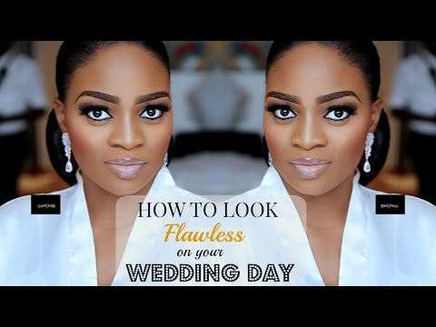 How to Look Flawless On Your Wedding Day: Best Tips and Advice