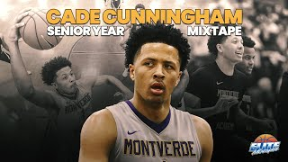 Cade Cunningham Is The #1 Point Guard in America! OFFICIAL Senior Year Elite Mixtape