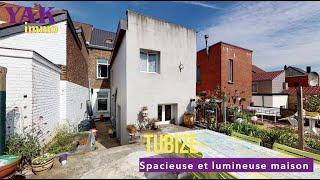 Tubize - Lumineuse maison en vente par Yakimmo