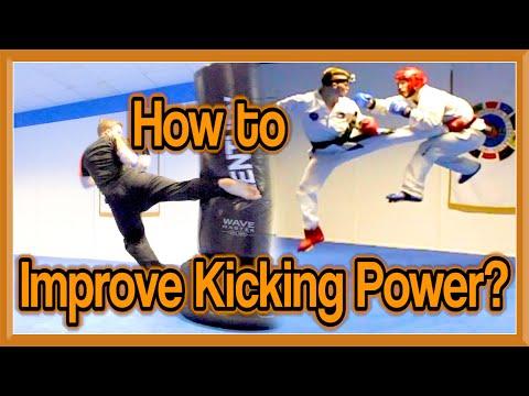 How to Kick Harder? | Improve Kicking Power | GNT Tutorial