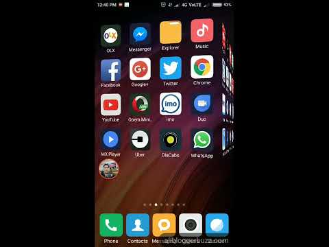 How to Setup WhatsApp in Redmi 4 / Note 4