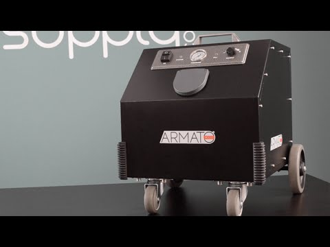 Armato 9000 Commercial Bed Bug Steamer Review